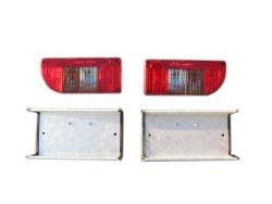 Heck-Pack Beleuchtung und Lichtschutz