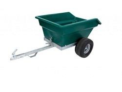 Kippbarer 400 Liter ATV Anhänger
