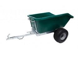 Kippbarer 500 Liter ATV Anhänger