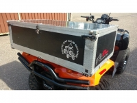 280 Liter Alu ATV Box