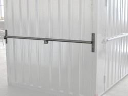 Container-Einbruchschutz