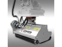Hydraulischer Baggermulcher Jansen BM-120