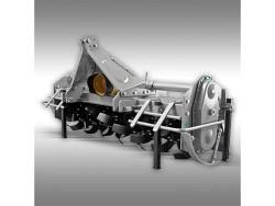 Traktorbodenfräse Jansen TBF-180