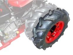 Doppelrad zu MGT-420