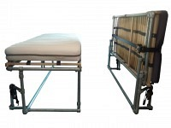 Bett-Modul für Lieferwagen