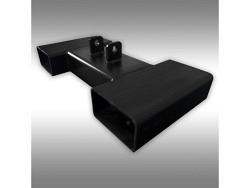 Adapter für Erdbohrgerät HBG-1500, Palettengabel, Staplergabel