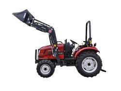 Knegt Traktor 40PS Allrad Frondlader