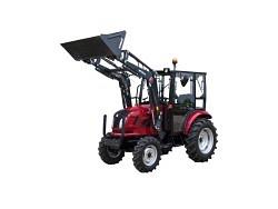 Knegt Traktor 40PS Kabine Frontlader