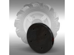Radgewichte für Jansen MGT-420