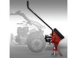 Schneeschild für Jansen MGT-420
