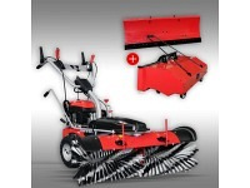 Kehrmaschine Jansen MKB-500E, E-Start